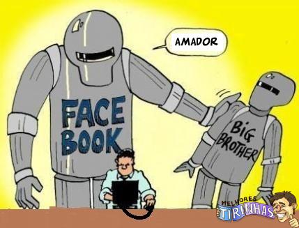 Facebook é o verdadeiro Big Brother